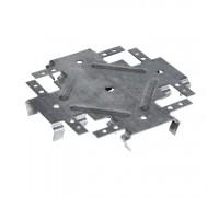 Соединитель одноуровневый Knauf для ПП-профилей 60х27 148x59x20 мм