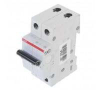 Выключатель автоматический ABB 2 полюса 63 A